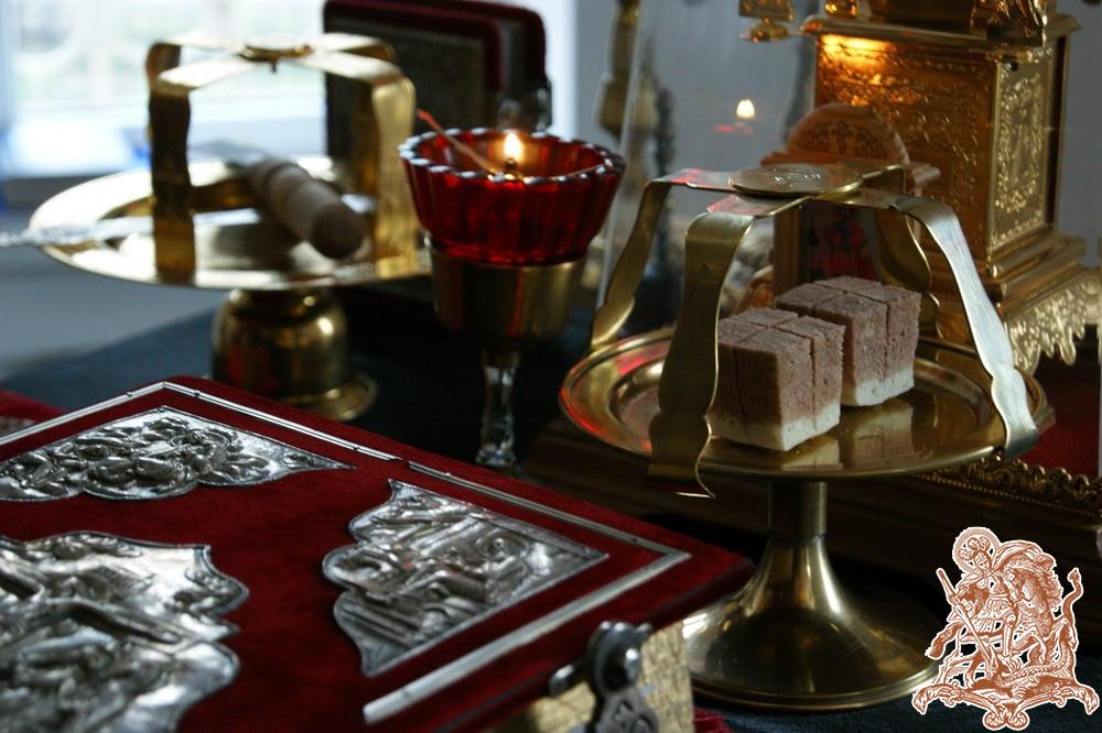 Как готовиться к причастию на преждеосвященных
